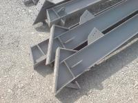 Konstrukcje stalowe dwuteownik, kratownica, blacha trapezowa, montaż płyty warstwowej