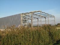 Hala stalowa, konstrukcje, obory, kurniki, projekty konstrukcji stalowych